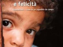 bimbo ritratto in copertina sul libro