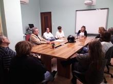 incontro parent training 2018 fondazione MAC insieme a salerno