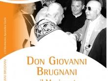 in copertina del libro su Don Brugnani ed il MAC foto ricordo Don Brugnani e Papa Giovanni XXIII