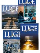 Collage di copertine della rivista pubblicata nel 2020