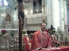 assistente ecclesiastico nazionale mac celebrazione messa santa lucia vicenza