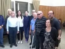 foto del Gruppo di Noto scattata dopo la proclamazione degli eletti