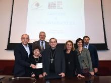 Presidente MAC Milano incontra il vescovo
